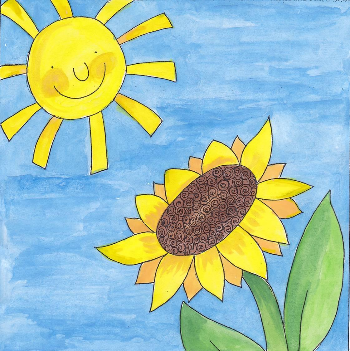 sole-e-girasole