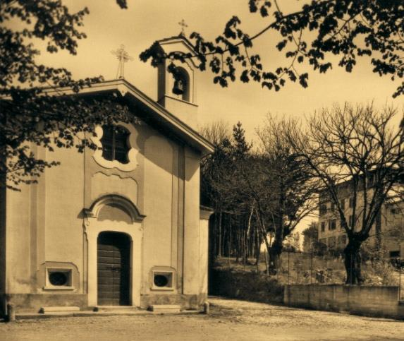 La chiesetta del Lazzaretto